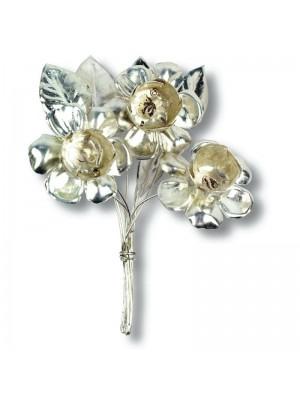 Bouquet di Rose in Metallo 7363