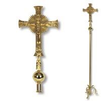 Croce Astile Gloriosa (Mondo) 5129/ma