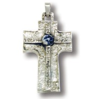 Pectoral Cross 9684