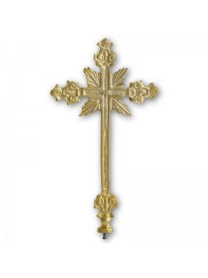 Croce Terminale per Stendardo o Bandiera 11346