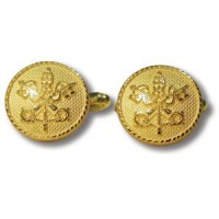 Cufflinks with Vatican Coat of Arms 11197