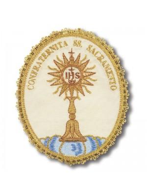 Medaglioni Ricamati 9695