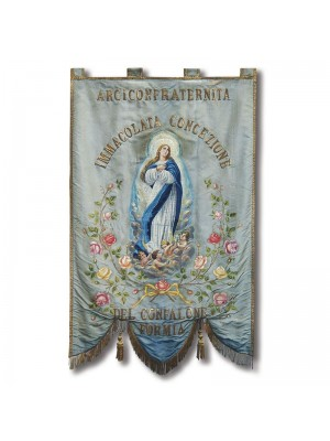 Riproduzione di stendardi storici 9746