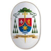 Front Shield with Coat of Arms 7764