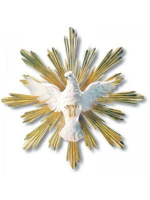 Spirito Santo in Legno Intagliato 7844