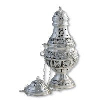 Thurible with Incense Boat 7566