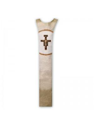 Scapolare Croce di San Damiano 7277-SC077