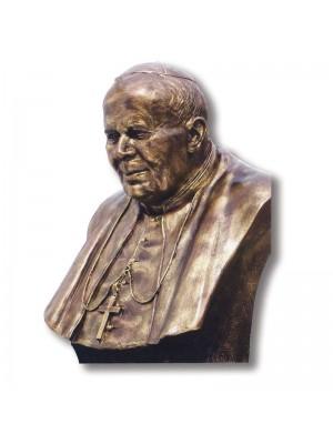Busto San Giovanni Paolo II 9833