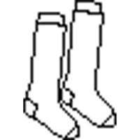 Calcetines de hilo de Escocia 10111 - 10112