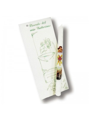 Candeline per Battesimo 7138