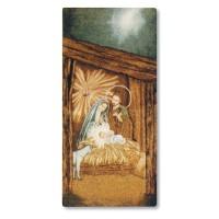Cubre Ambón entretejido 9257 - Natividad