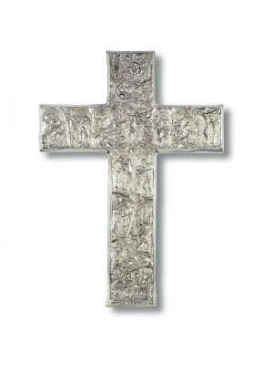 Croce con raffigurazione Via Crucis 7713
