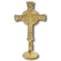 Cruz de mesa Gloriosa para Laudes 9697