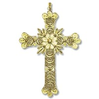 Croce Pettorale 9124
