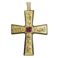 Cruz Pectoral 9190
