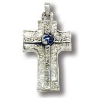 Cruz Pectoral 9684