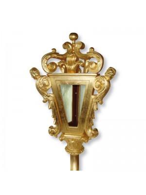 Fanale Processionale in Legno 11479