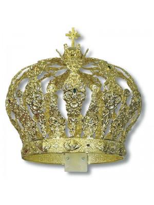Grande Corona in Metallo 7757