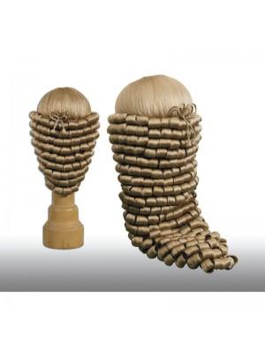 Parrucche in Seta per Statue 5077