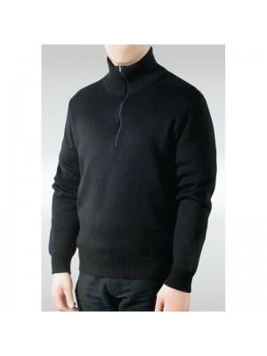 Pullover con Zip 10008