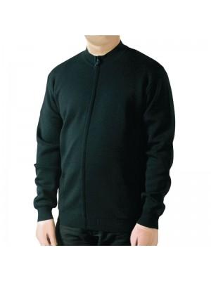 Pullover con Zip 11196