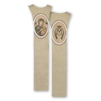 Estolón Escapulario Virgen del Perpetuo Socorro 7277-SC021