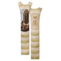 Estolón Escapulario Virgen de Guadalupe 7278-SC065