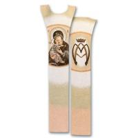 Scapolare Madonna di Vladimir 7277-SC004