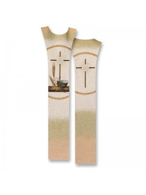 Scapolare Simboli Eucaristici 7277-SC008