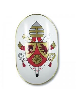 Escudo de Armas de Su Santidad Papa Benedicto XVI 9800eme