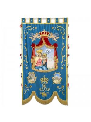Stendardi per il culto della Madonna dell'Arco 5067