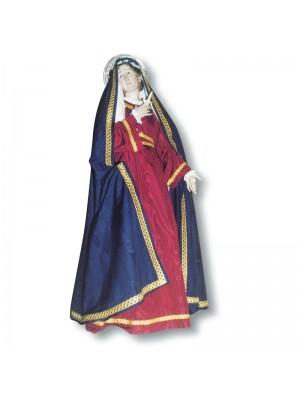 Veste e manto per Madonna Addolorata 7900