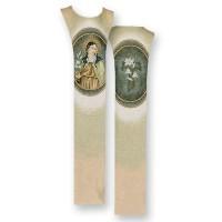 Scapolare Santa Chiara 7277-SC020